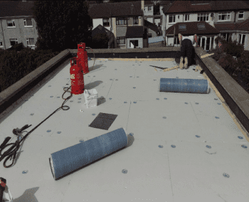 Flat Roof Insulation Cork