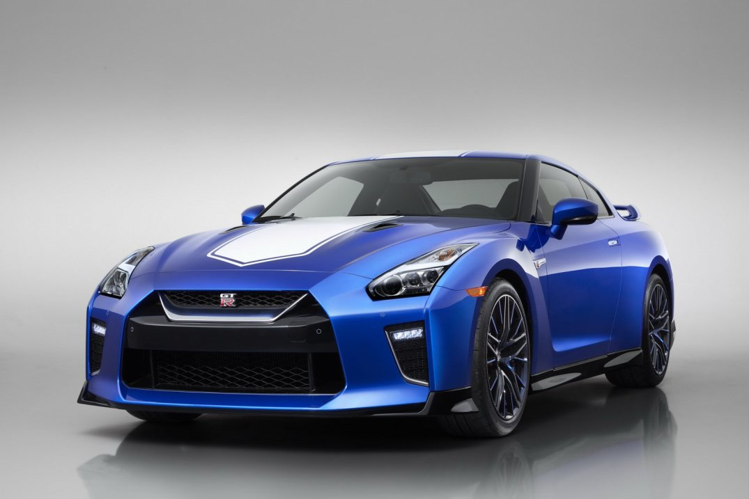 The Nissan Skyline GT-R turns 50