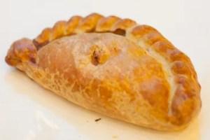 Lovely pasty