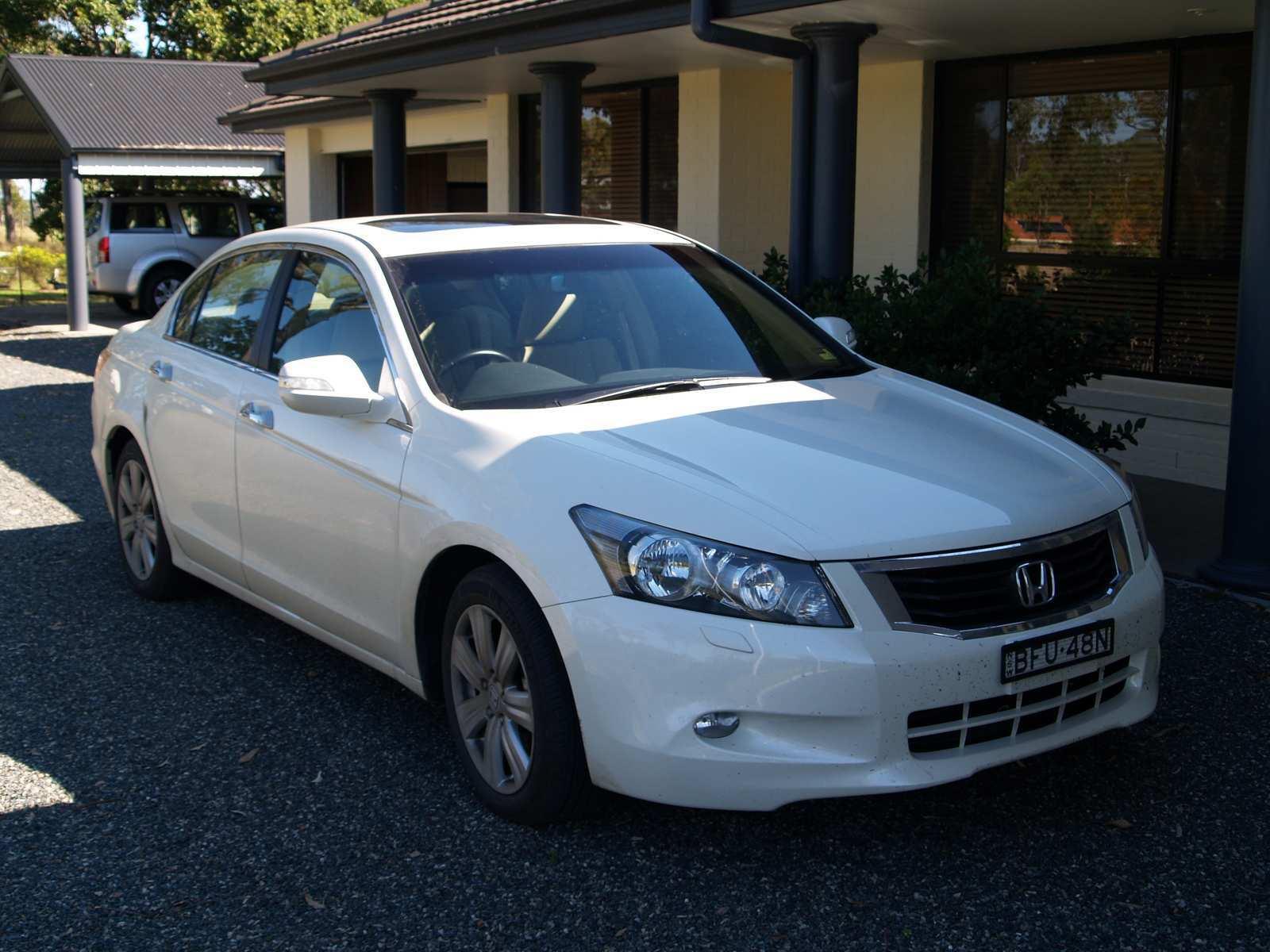 2008 Honda Accord 3.5 V6