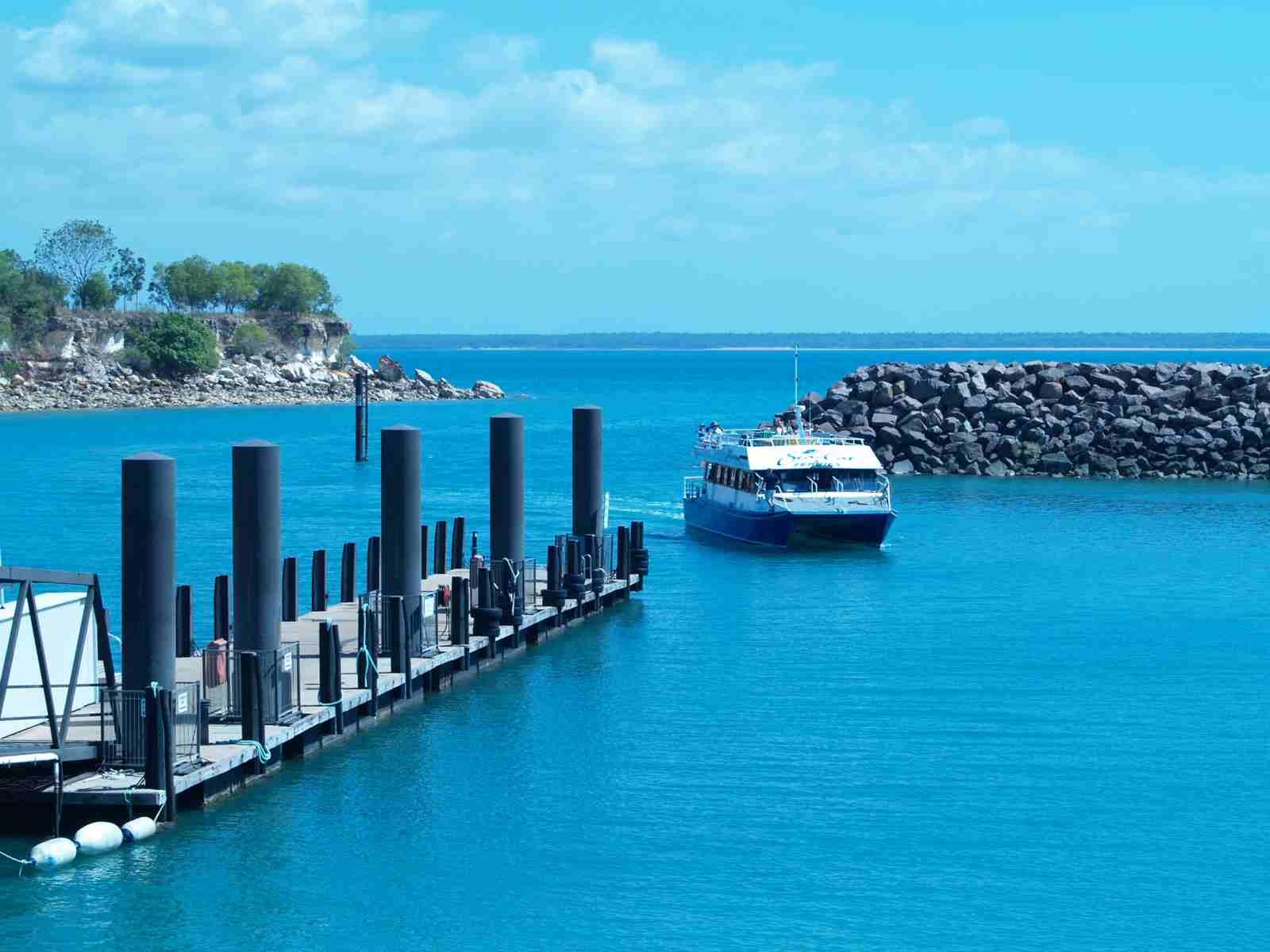 Cullen Bay Ferry Terminal