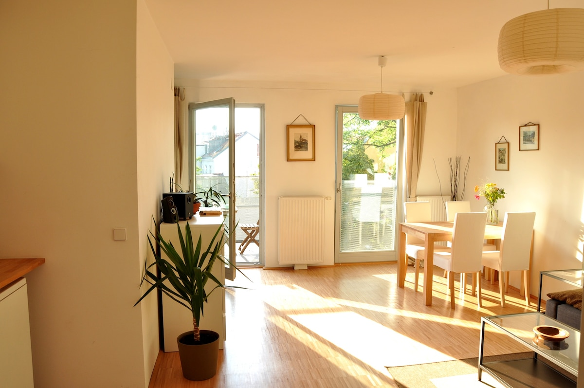 Das Beste Stylish Apartment With Balcony Apartments For Rent In Diesem Monat
