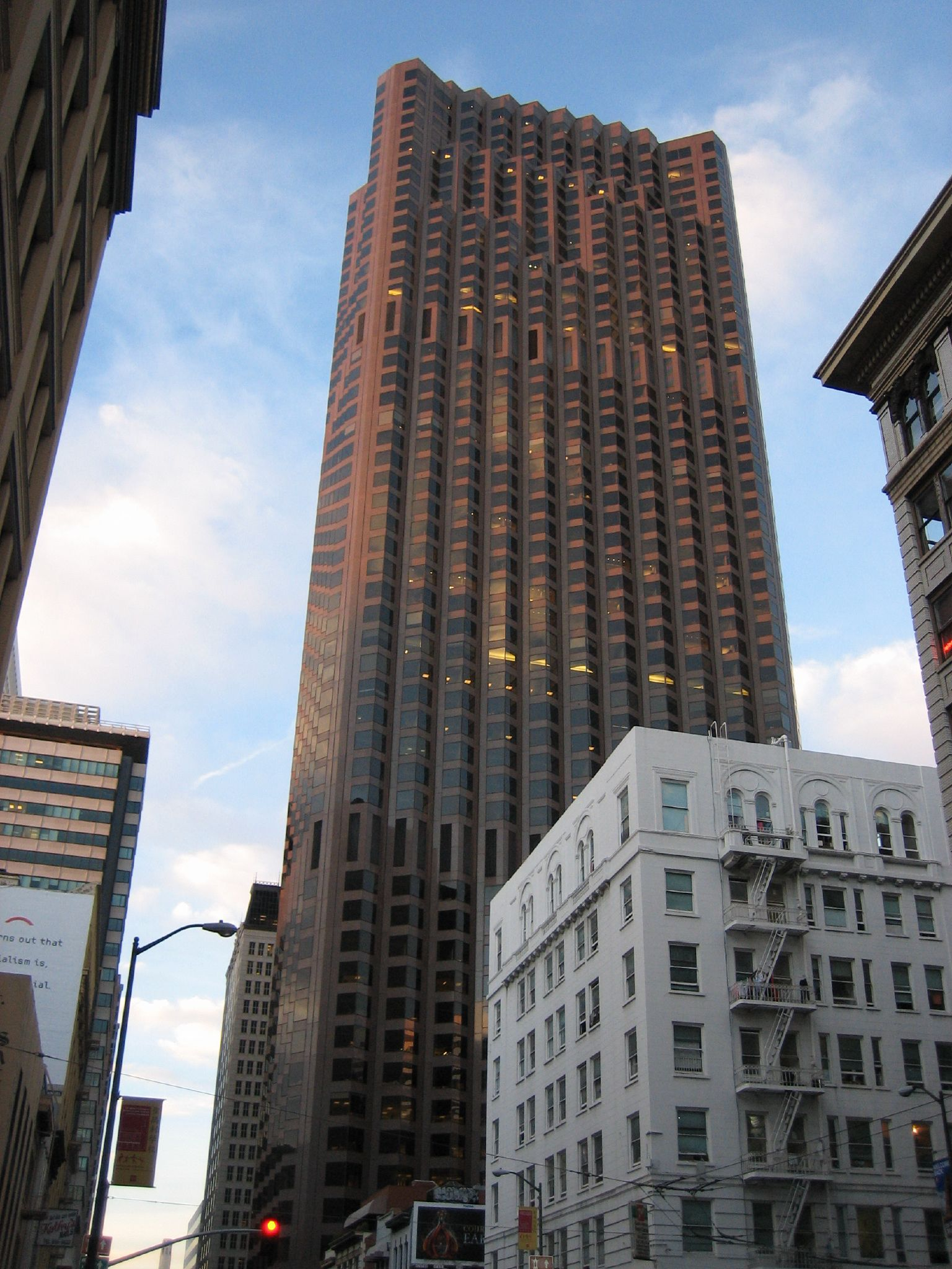 Das Beste File Bank Of America Tower San Francisco Jpg Wikimedia In Diesem Monat