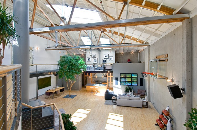 Das Beste Amazing Loft Space In Soma San Francisco In Diesem Monat