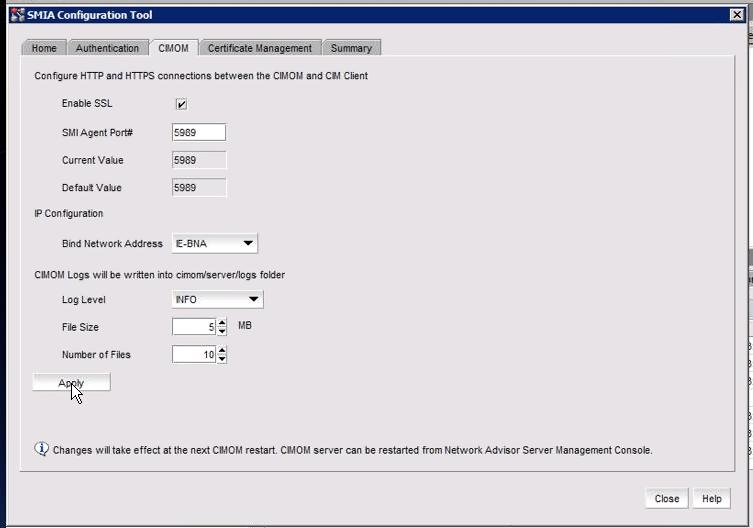 BNA - CIMOM enabled