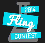 2014 fling contest