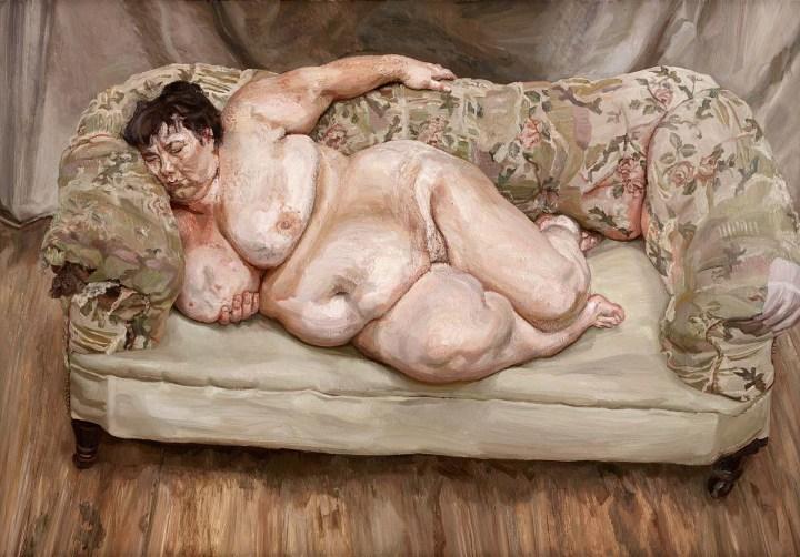 Kortárs Arcok: Lucian Freud 5