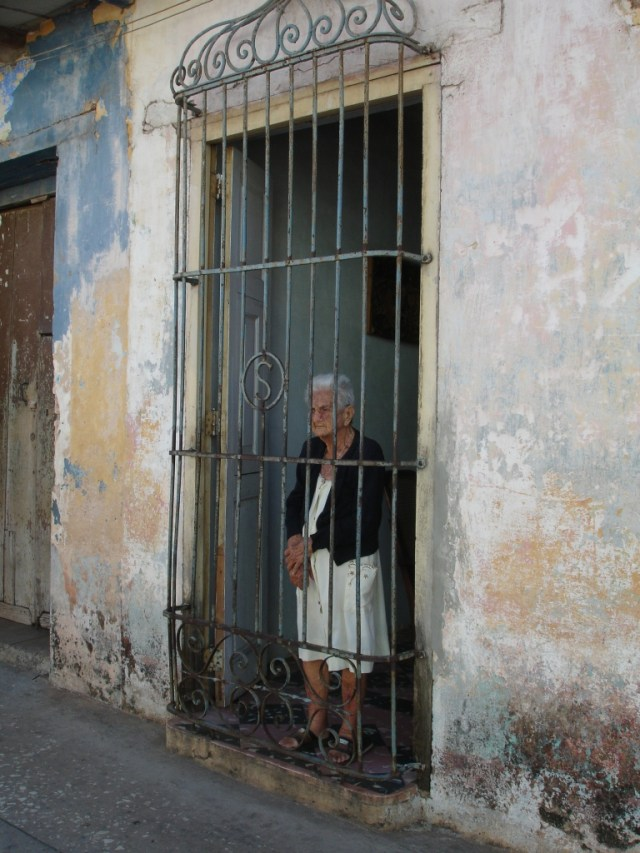 Balogh Ádám: Magány, Trinidad, Kuba (2006.)