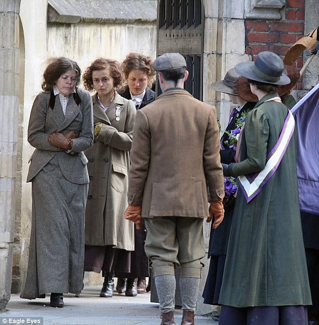 A szüfrazsett (Suffragette, 20015) - kritika 3