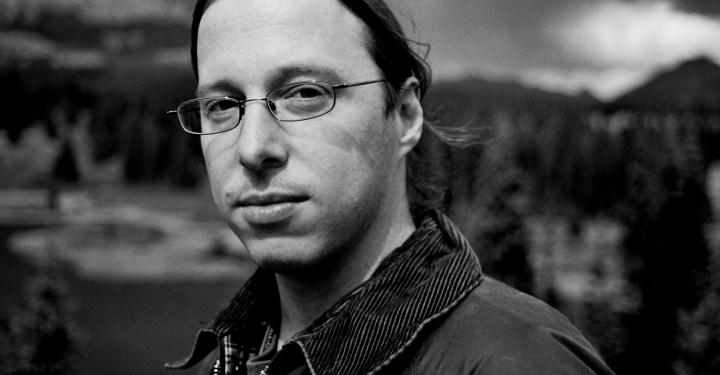 Blake Crouch, az író forrás: Agave Könyvek