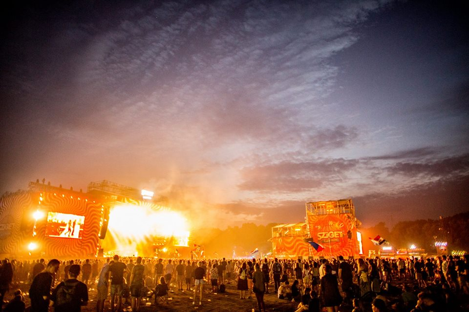 Forrás: Sziget Festival Official