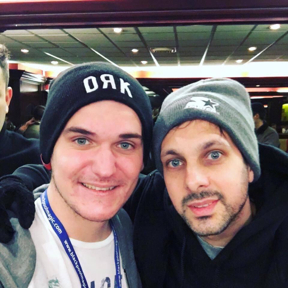 Balázs és Dynamo Blackpoolban