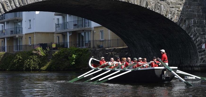 Row the Erne