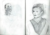 Sketchbook nudes and portraits thumbnail