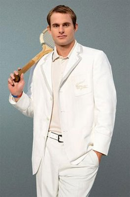 Andy Roddick - Lacoste - Spring/Summer2008