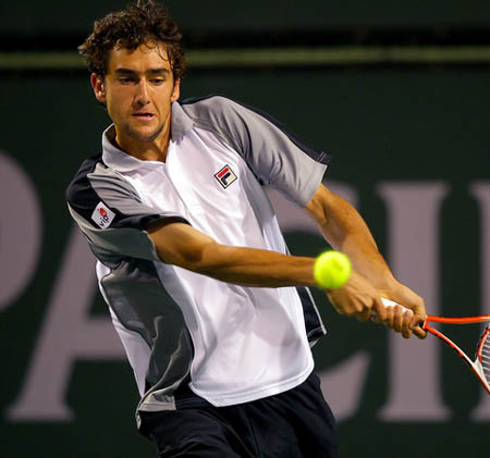 Marin Cilic - Indian Wells