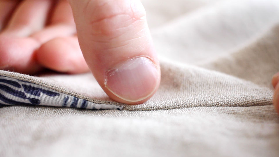 The little details of sewing pants and shorts