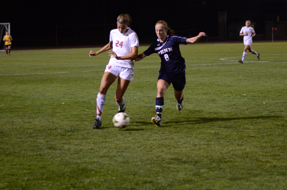 WOMEN'S SOCCER | Lady Red Lose First Game of the Season ...