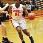 Junior forward Nia Marshall was instrumental in the Red's five victories over break.