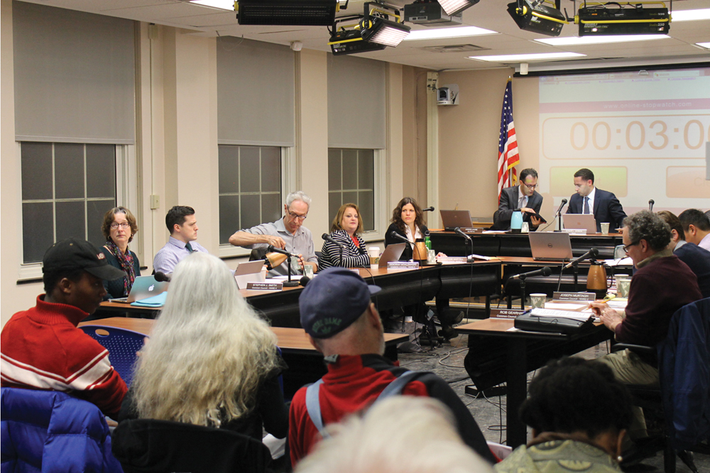 Ithaca Common Council members vote on extending the Officer Next Door Initiative, which assigns police officer to live in troubled Ithaca areas.