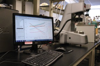 Image shows 2 Anton-Paar Rheometers available at CNET