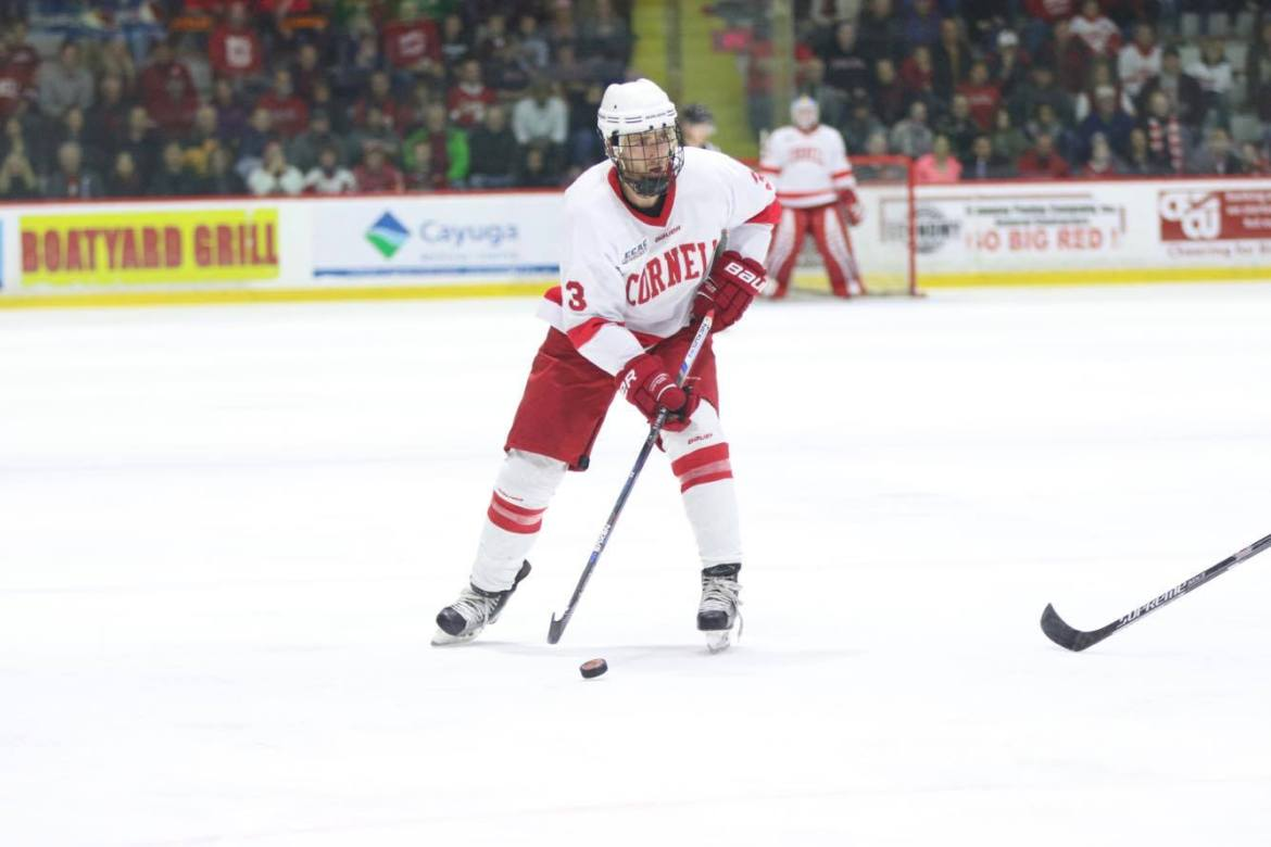 Reece Willcox will bring his defensive-minded play along with him to the next level.
