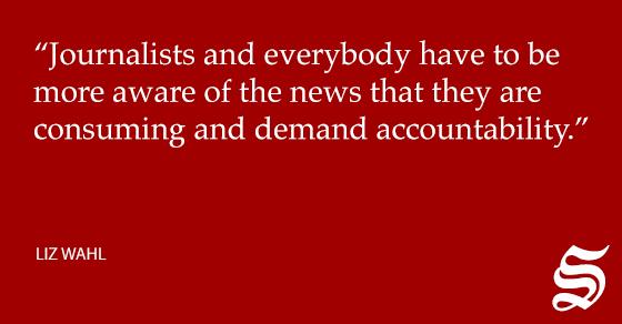 JOURNALIST IN RUSSIA