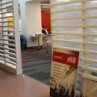 eHub, located on the second floor of Kennedy Hall, opened to student entrepreneurs June 4.