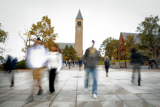 Cornell University was ranked #10 on the Wall Street Journal's 2018 college rankings.