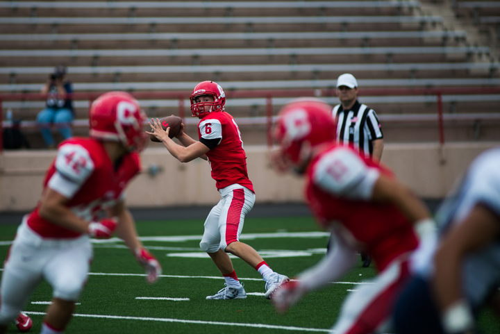Cornell searches for their first win of the season on Saturday.
