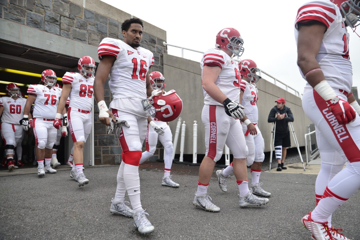 The only two remaining undefeated teams in the Ivy League will battle on Saturday.