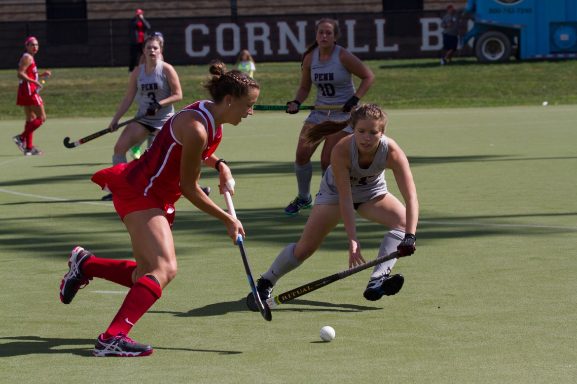After falling short to No. 3 Syracuse, the Red hopes to give No. 13 Harvard a hard fought match.