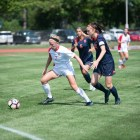 The women's soccer team has had the hardest non-conference schedule of all Ivy League teams, according to head coach Patrick Farmer