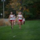 Despite a strong regular season, the women's cross country team failed to place in the top half of the league at Saturday's Heps.