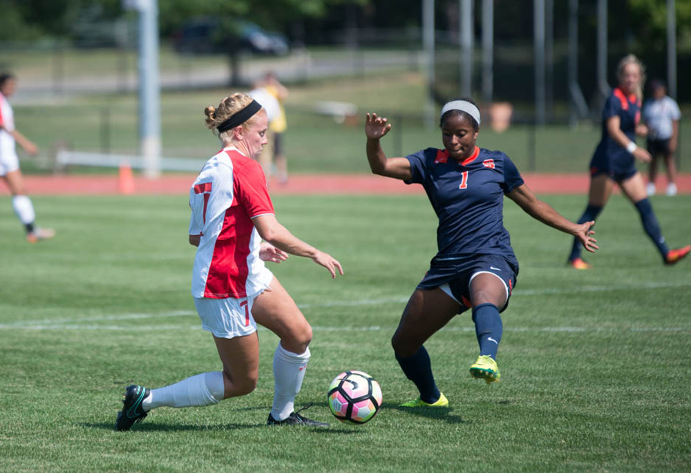 Women's soccer will need to bounce back big next week after a defeating loss to Penn.
