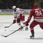 This year marks Cornell's 17th consecutive year participating in the Florida College Hockey Classic after getting routed by Ohio State in the championship game last year.