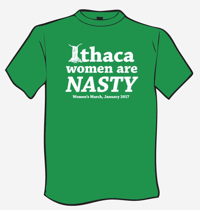 49b37ac89 Sisters Create 'Ithaca Women Are Nasty' T-Shirts to Raise Money for Planned  Parenthood
