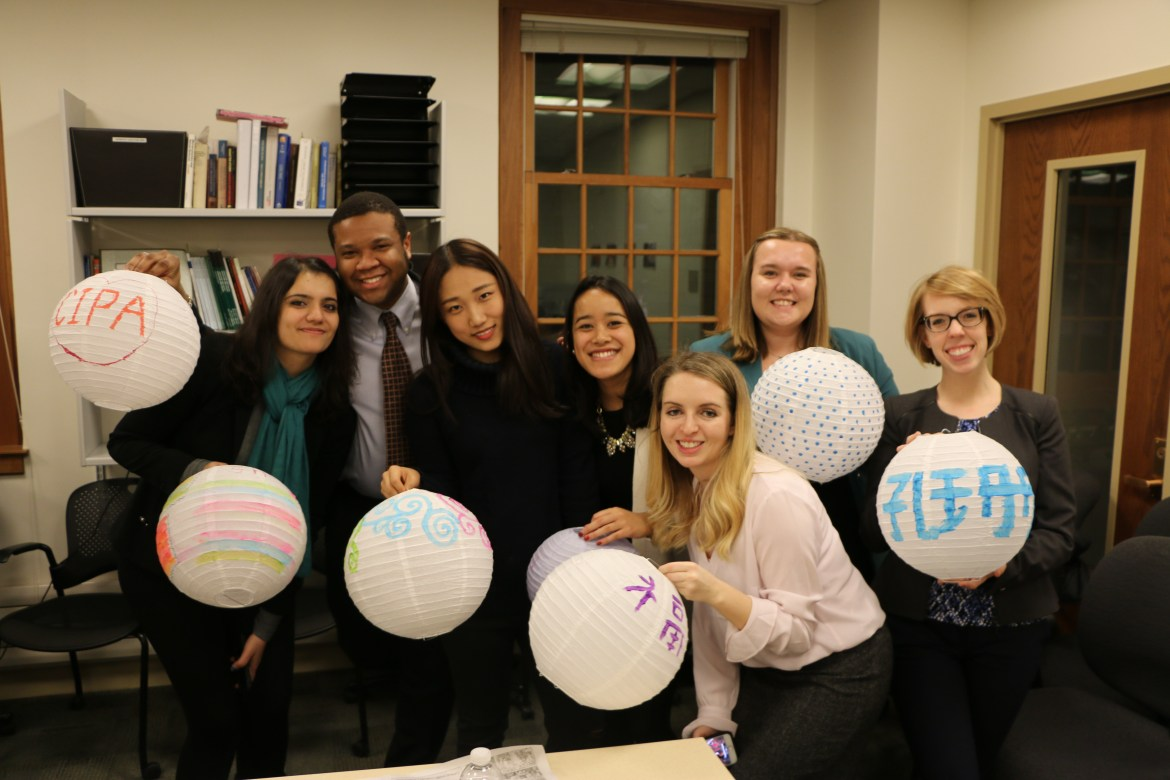 Cornell Public Affairs Society hosting a Chinese Lantern Festival on Thursday evening in MVR.
