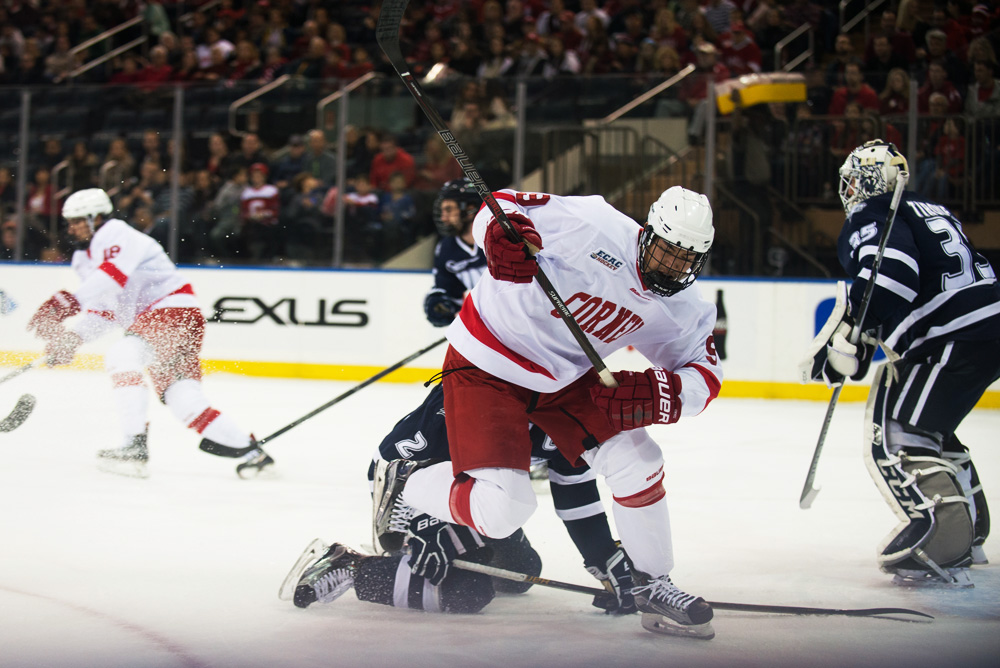 Cornell will go up against one of the ECAC's best and one of the worst this weekend.