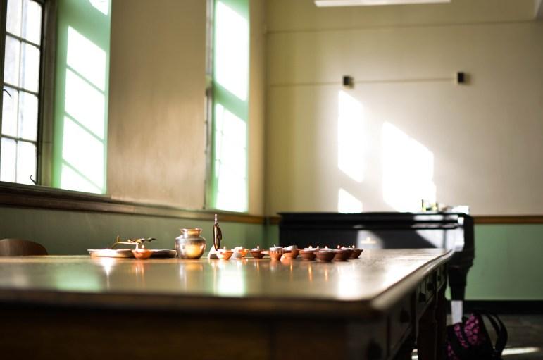 Candlelight Vigil for Srinivas Kuchibhotla on March.2 2017 (Aubrey Akers/Sun Staff Photograher)