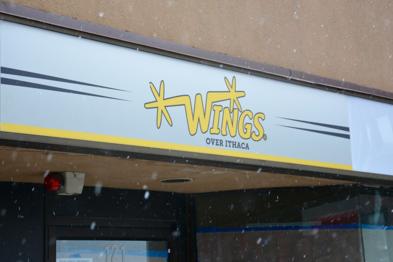 The new Wings Over Ithaca location at 121 Dryden Rd. will be open this week for eat-in, take-out and delivery orders.