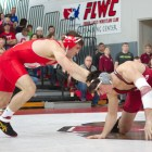 Gabe Dean is now the only Cornellian to find himself in the championship match.