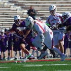 The 50-50 balls were a reoccurring problem for Cornell in its third-straight loss to begin the season.