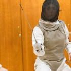NCAAs brings about a close to the year for fencing in head coach Daria Schneider's first year at the helm.
