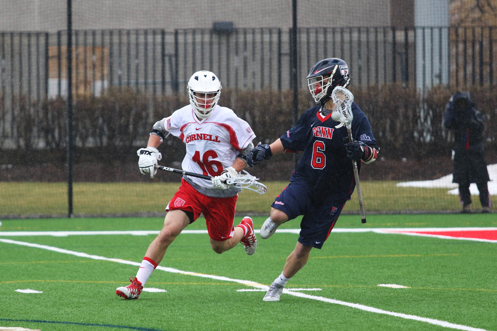 Men''s lacrosse has yet to find its footing in 2017.