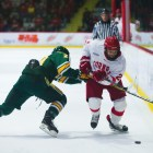 Cornell is looking to break through Clarkson, who it has neither beat not lost to this season.