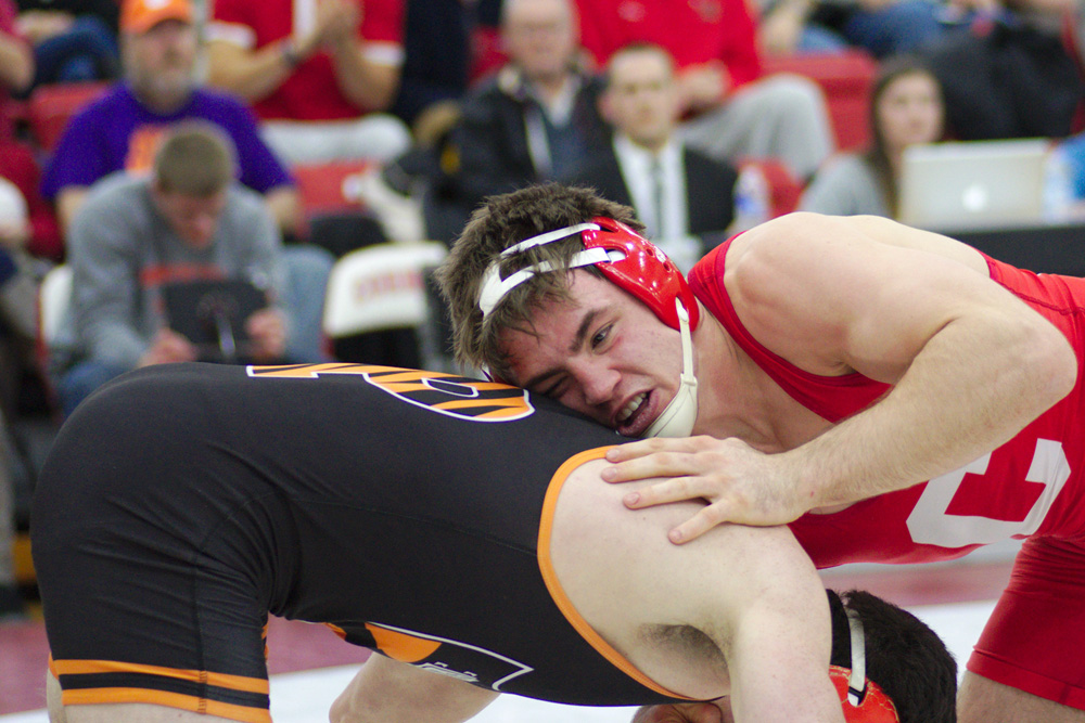 Several members of the team still could receive an at-large bid into the NCAA championships  in March.
