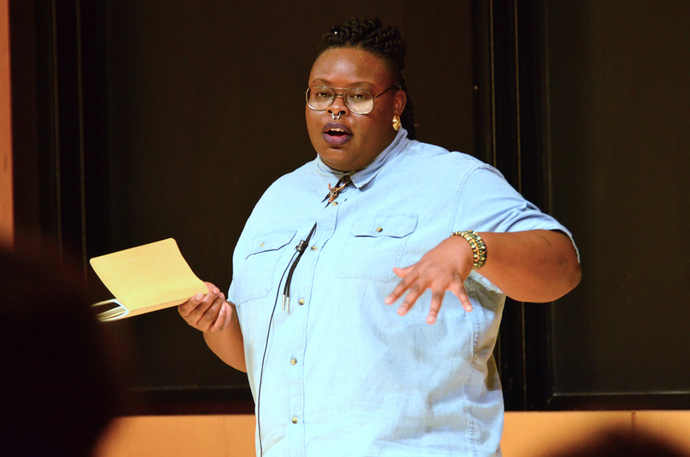 Slam Poet Performs at Cornell | The Cornell Daily Sun