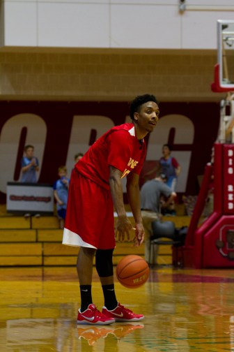 Morgan returns to Cornell with two Ivy League scoring titles under his belt.
