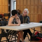 Senior Vice Provost Barbara Knuth announced at last week's Student Assembly meeting that the AFAWG rejected the option for need-aware transfer admissions.